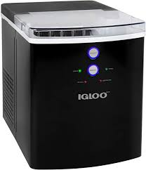 Igloo ICEB33BK Large-Capacity Automatic Portable ... - Amazon.com