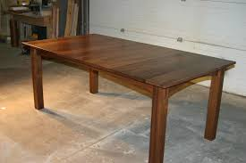 Custom Made Dining Room Furniture Dallas Ranch Solid Wood Square Handmade Dining Room Table