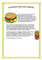 Descriptive Essay Fast Food Restaurant   Essay Topics Descriptive Essay Fast Food Restaurant Eras Personal Statement