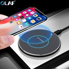 <b>OLAF 10W Wireless</b> Charger for iPhone 8 X XR XS Max <b>Fast</b> ...