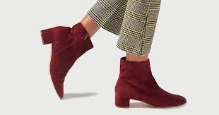 <b>Low Heel Booties</b> For <b>Women</b> - Trendy Fall Styles 2019