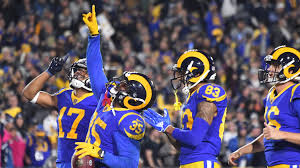 NFL playoffs: Los Angeles Rams run past Dallas Cowboys