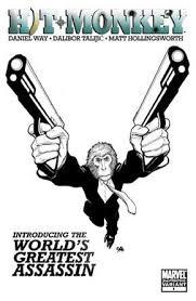 Rare Comics - <b>Hit Monkey</b> One-Shot