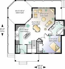Building a log cabin  Cabin plans and Cabin floor plans on PinterestCabin Plans for Building a Log Cabin from a Stock Cabin Floor Plan  Small Cabin