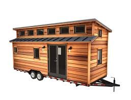 Small Picture The Cider Box Modern Tiny House Plans for Your Home on Wheels