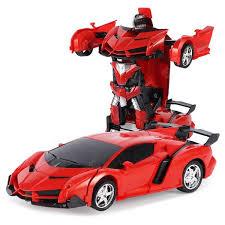 RY028 <b>Wireless Charging</b> Stunt Car Remote Control Toy for <b>Children</b>