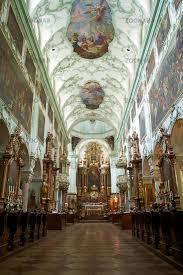 Foto St. Peter Abbey Church inside. Salzburg, Austria Bild # - 10_d94bcbb842bea9e1e5df36130a7fc6ec