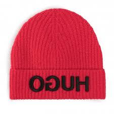 <b>шапка HUGO</b> - <b>Women</b>-<b>X</b> 50420422 624 - Зимние <b>шапки</b> ...