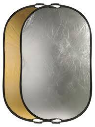 <b>Светоотражатель Falcon Eyes 70x110cm</b> Gold Silver - Чижик