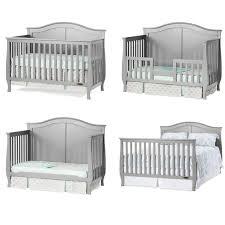 Camden <b>4-in-1</b> Cabrio Kinderbett - Baby Zimmer <b>Deko</b> | Kinderbett ...