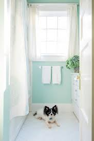 mint green shabby chic master bathroom with soaking tub chic mint teal office
