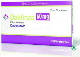 Resultado de imagem para medicamento daclatasvir