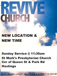 the vine nz unity and the fruit this produces flyer revive church new location