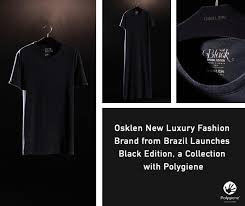 Osklen, the <b>New</b> Luxury <b>Fashion Brand</b> from Brazil Launches Black ...