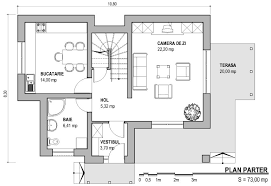 Small Three Bedroom House Plans   Ideal Spaces   Houz Buzz    case mici cu trei dormitoare Small three bedroom house plans