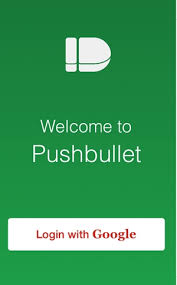 Image result for Sign Up in Pushbullet pics