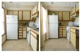 Kitchen Cabinet Makeover Diy Diy Kitchen Cabinet Door Makeover Mishistoriasdeterror