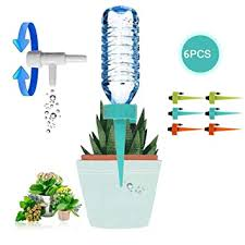 Yeldou <b>Waterer Adjustable</b> Slow Release <b>Automatic Flower</b> and ...