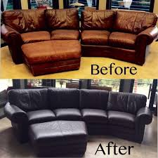 dye a leather couch cheyanne leather trend sofa