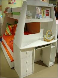 bunk bed computer desk combo bunk bed dresser desk
