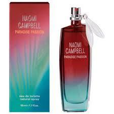 <b>Naomi Campbell</b> Paradise Passion, купить духи, отзывы и ...