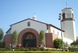santa monica churches
