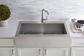 image of apron front kitchen sink trends apron kitchen sink