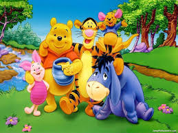 Kartun Winnie The Pooh Wallpaper Unik Lucu