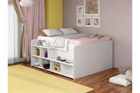 <b>Кровать Левая Twist</b> UP (140х190) 10074893 Белый, Коричневый ...