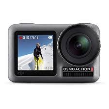 <b>DJI OSMO</b> Action Camera   Dual Screen   12 MP Camera  : Amazon ...