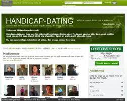 Handicap dating dk