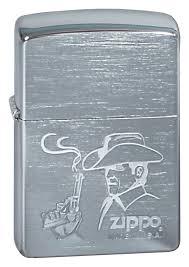 <b>Зажигалка бензиновая Cowboy</b> 200 Cowboy от Zippo купить в ...