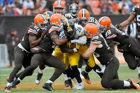 Image result for Steelers piling on