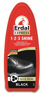"""<b>Губка</b>-<b>глянец</b> для обуви """"<b>Erdal</b>"""", цвет: <b>черный</b> — купить в ..."""