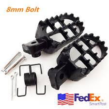 Motorcycle Foot Pegs & Pedal Pads <b>for Ducati Monster 400</b> S for ...