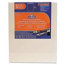 Amazon.com : EPI950020 - White <b>Pre</b>-<b>Cut Foam</b> Board Multi-Packs ...
