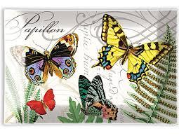 <b>Michel Design Works Papillon</b> Glass Soap Dish – Marilyn & Melrose