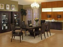 modern wood dining room sets: dining room black dining room furniture sets ideas with twin hutch traditional dining room