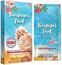 Summer Foot Premium Foot Mask for Baby Soft Feet ... - Amazon.com