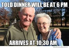 Typical Grandparents On Thanksgiving – Meme | WeKnowMemes via Relatably.com