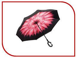 Купить <b>Зонт Зонт</b> Наоборот Flower <b>Pink</b> Рейтинг лучших <b>зонтов</b> ...