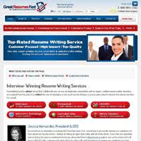 Great Resumes Fast image No Reviews com