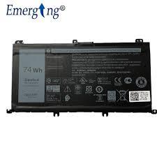 <b>11.1V</b> 74Wh New <b>Original Laptop Battery</b> for Dell 357F9 Inspiron 15 ...