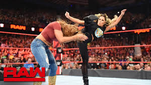 <b>Trish</b> Stratus & Lita pummel Alexa Bliss & Mickie James: Raw, Oct. 8 ...