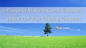 flipbuilder epamphlet maker to create unlimited online pdf page flipbuilder epamphlet maker to create unlimited online pdf page flipping pamphlet