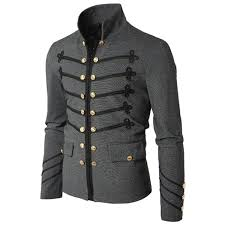 Fashion Men's <b>High Quality</b> Autumn New National Style <b>Solid Color</b> ...