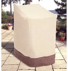 veranda collection outdoor stackable patio chair cover quick view amazing patio chairs covers
