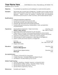 sample supervisor resume education cover letter samples distribution resume warehouse distribution resume sle supervisor by hdp 6560 sample supervisor resume sample supervisor resume