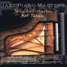 Jazz <b>Piano</b> Master: <b>Jelly</b> Roll <b>Morton</b> & Art Tatum. Слушать онлайн ...