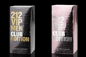 Puig invites passengers to party with <b>212 VIP Club</b> Edition - The ...